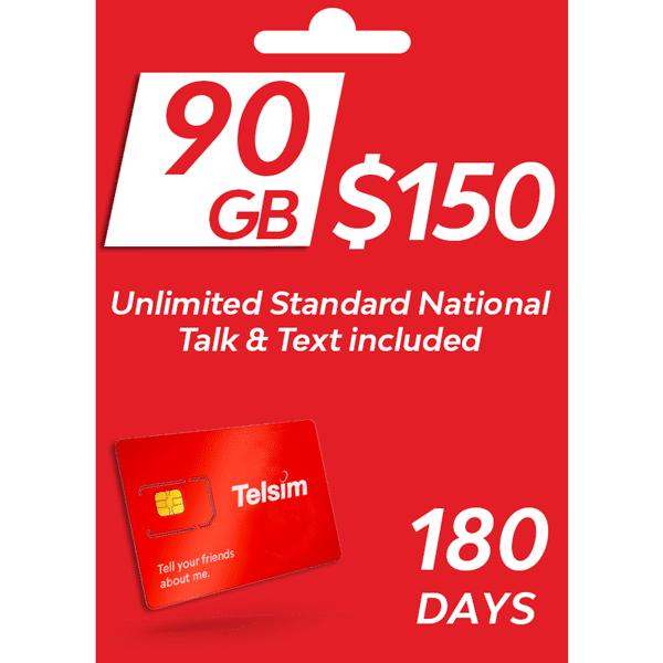 Telsim SIM Plans