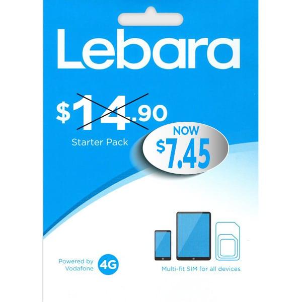 Lebara SIM Plans